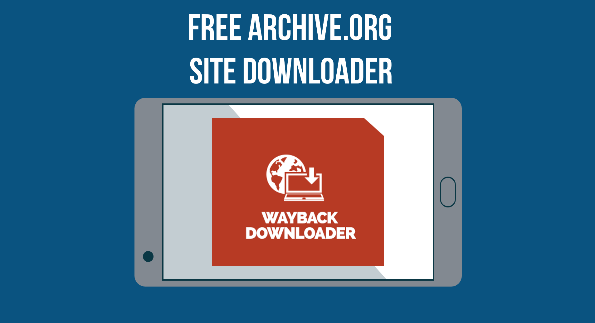 Free SEO Tools - Wayback Machine Downloader - PBN HQ